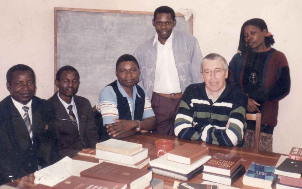 Tumbuka translators