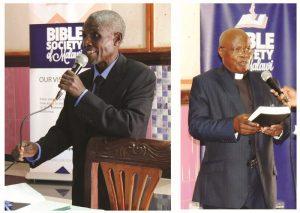 Translators: Mr Boniface Chirwa and Rev Kingsley Nyirenda
